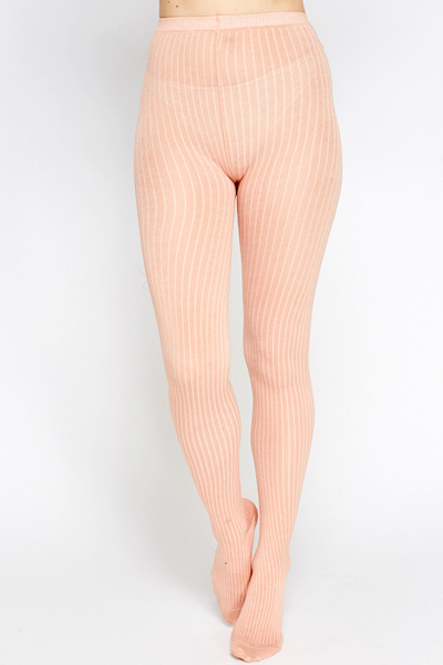 Image of Azalea Striped Tights