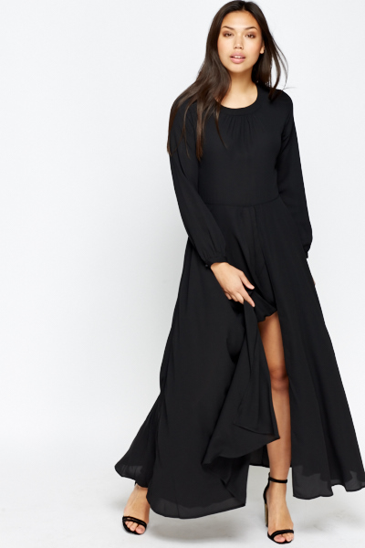 Overlay Maxi Playsuit - Just £5