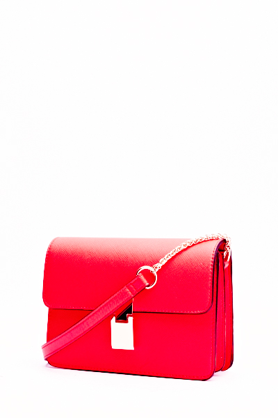Mini Red Crossbody Bag - Just £5