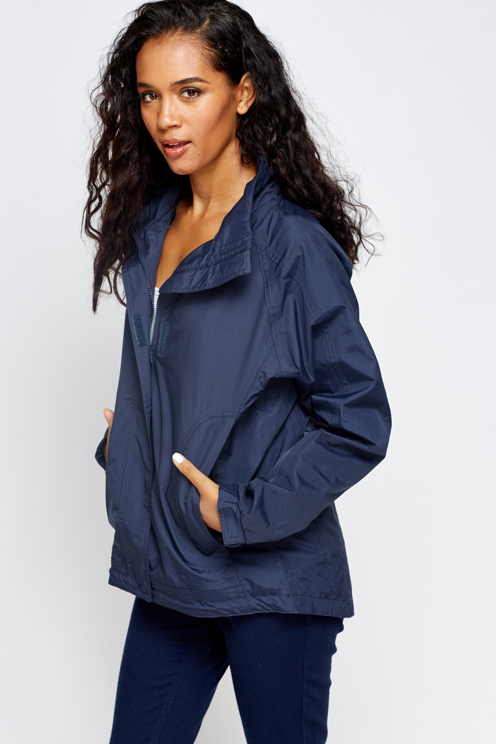 Casual Waterproof Jacket - Just £5