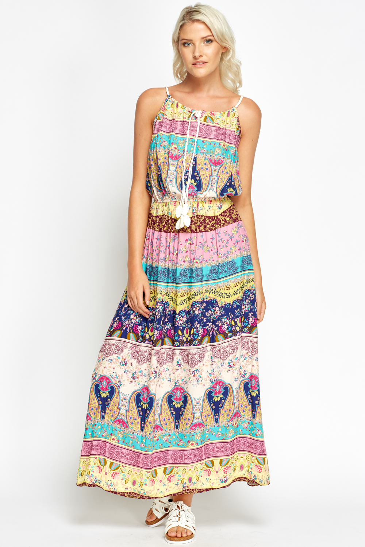 best 28 cotton print dresses images