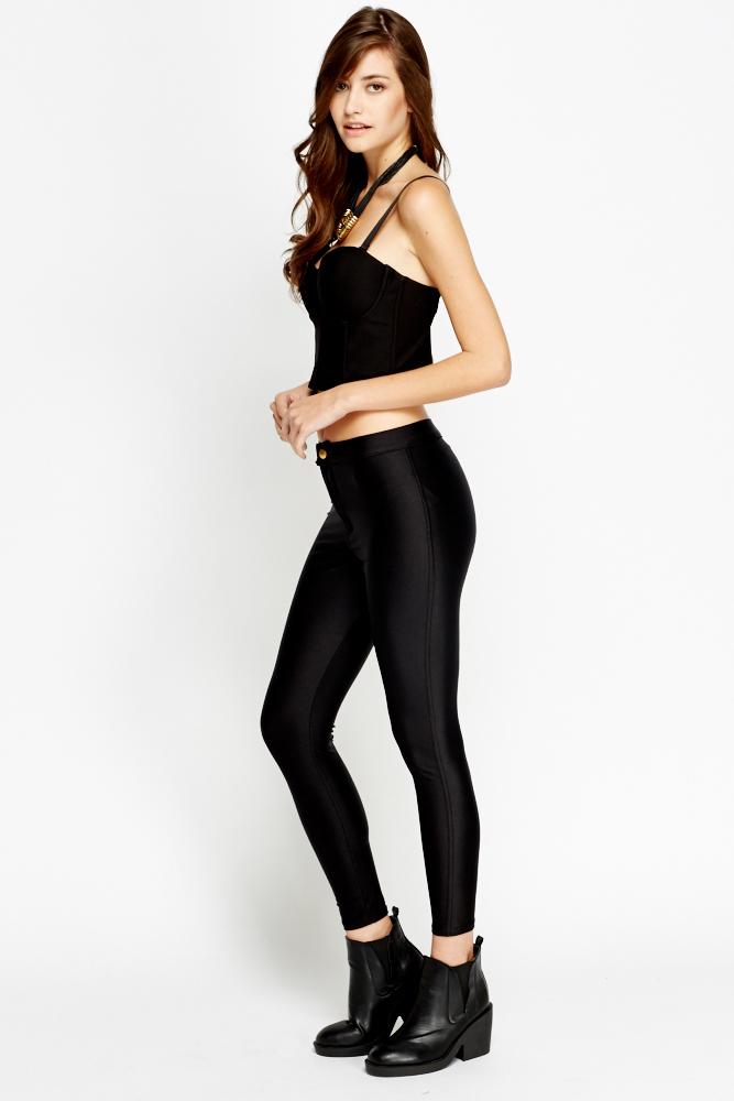 Black Disco Pants Just $6