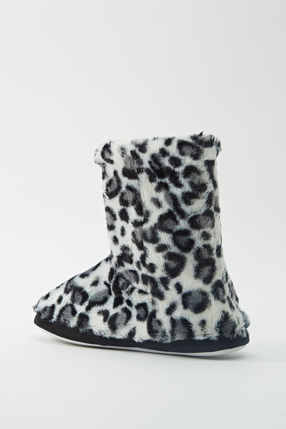 Leopard Print Baven Boot Slippers. You're hardly the serious type. Every now and then, you like to play a glamorous part. This is a pair of genuine and authentic kate spade New York. Printed faux fur Vionic Orthaheel Indulge VANAH Tan Leopard Slipper Boot Slippers Women's Size 7.