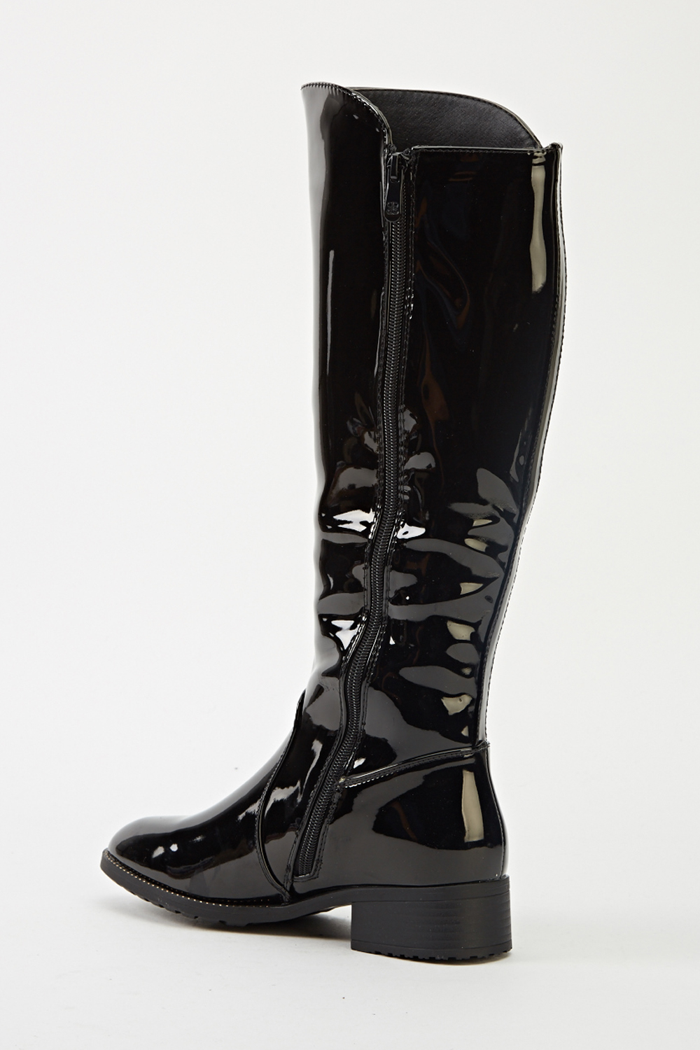 look knee high boots just 163 5