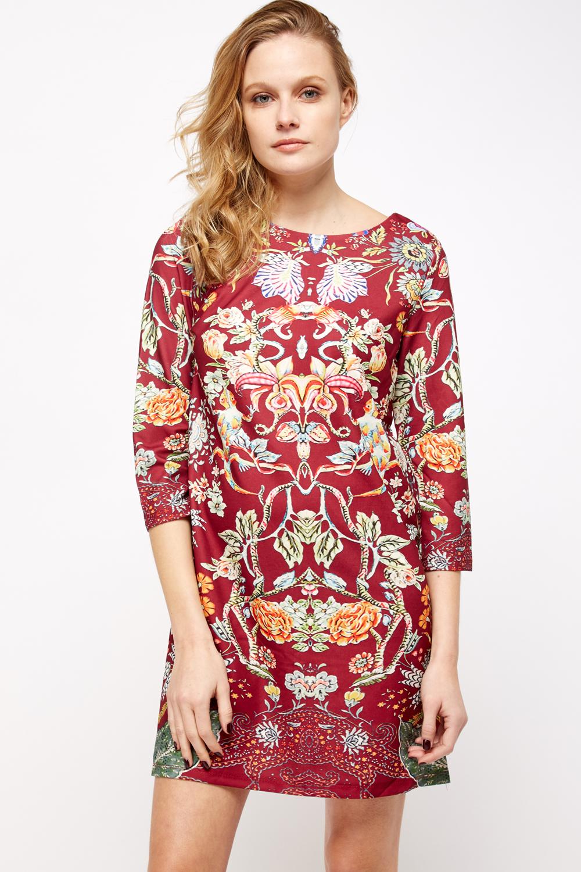 Ornate Dress