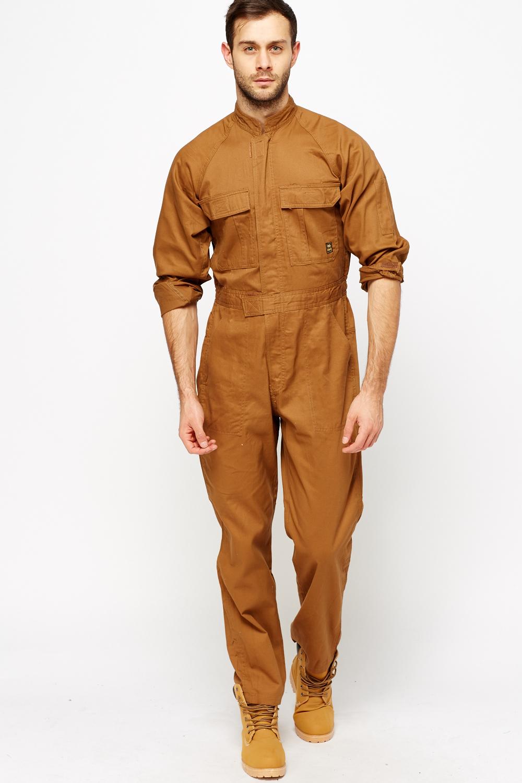 Mens Work Boiler Suit Just 163 5