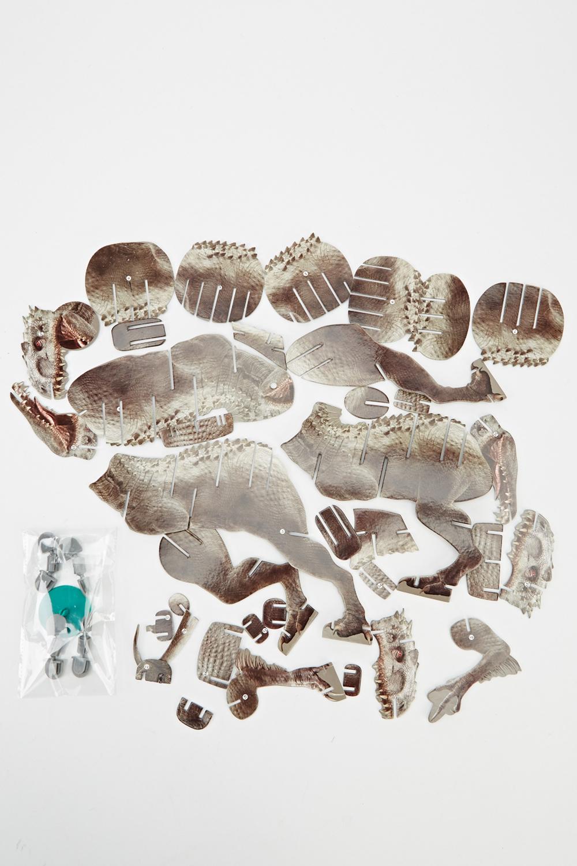 3D Movable Puzzle Indominus Rex - Just £5