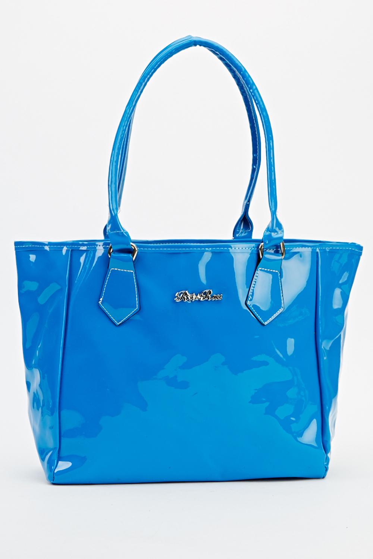 16912afe9efe Large PVC Tote Bag - Just £5
