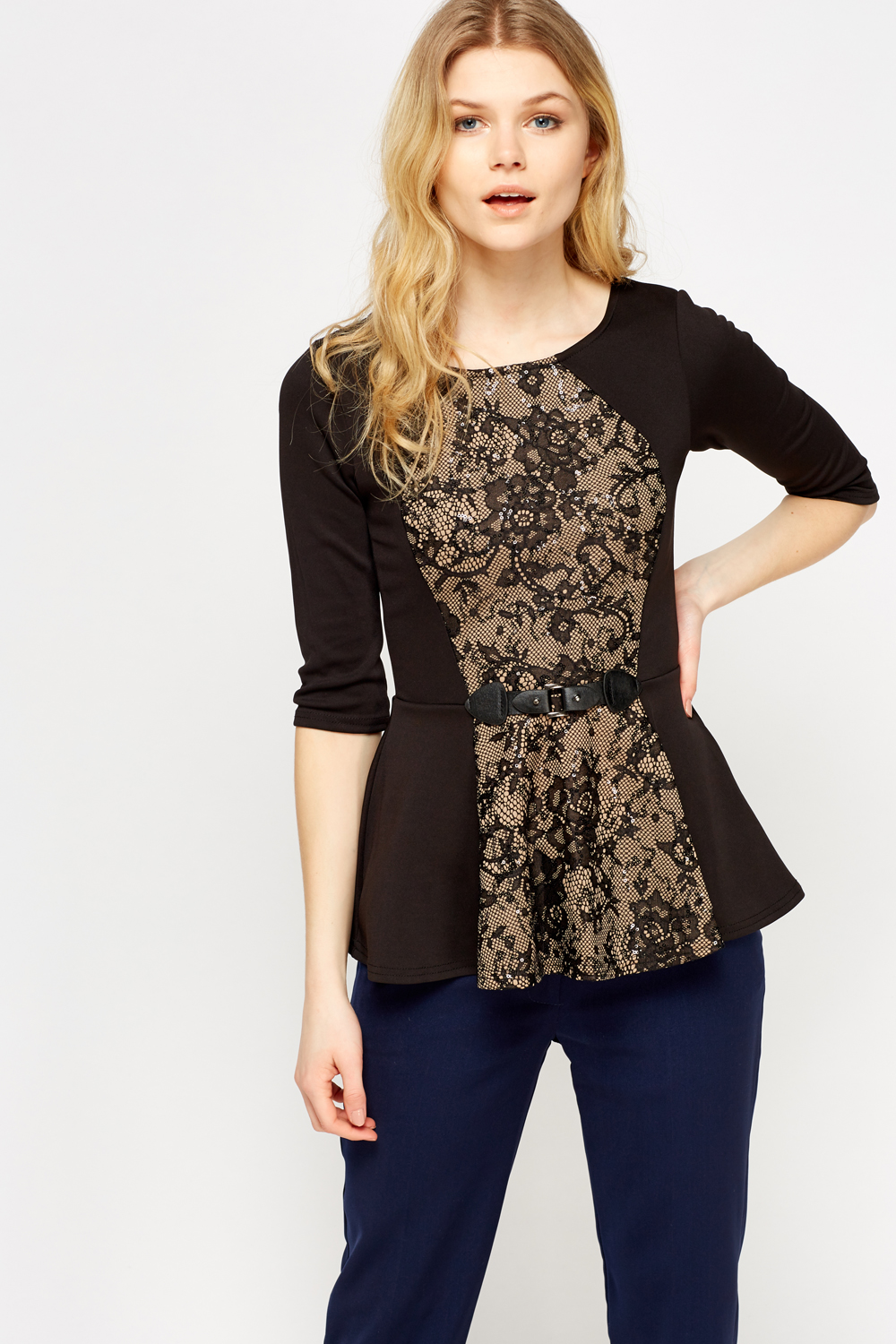 Shop for peplum tops at europegamexma.gq Free Shipping. Free Returns. All the time.