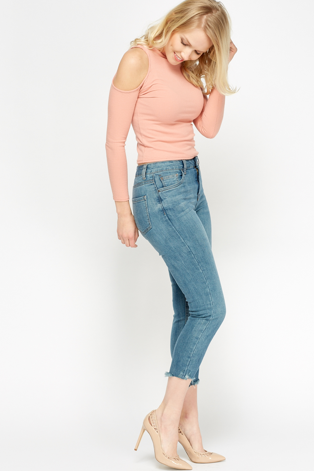 Womens Loose Jeans