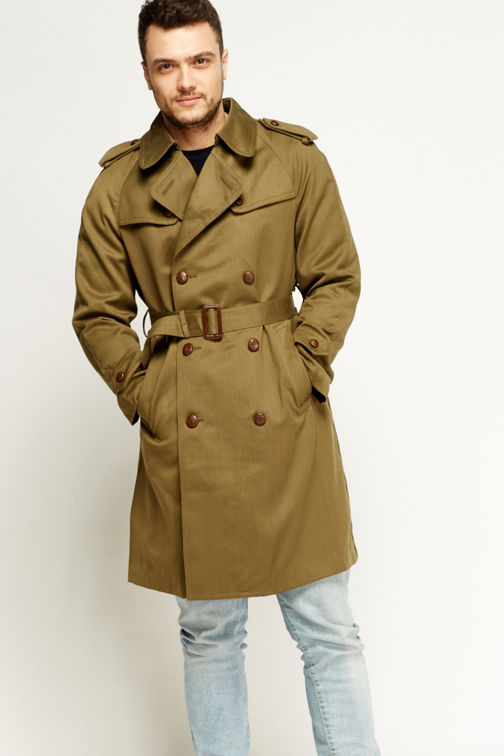 Find great deals on eBay for khaki coat. Shop with confidence.