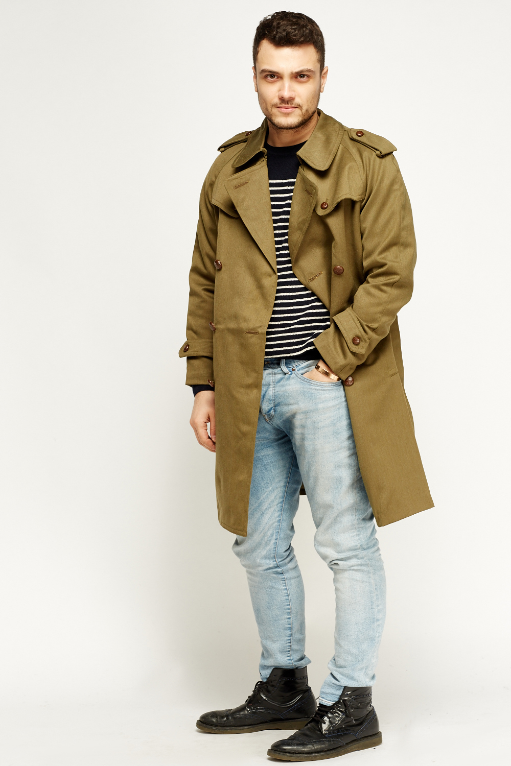 Buy the latest belted khaki trench coat cheap shop fashion style with free shipping, and check out our daily updated new arrival belted khaki trench coat at distrib-ah3euse9.tk