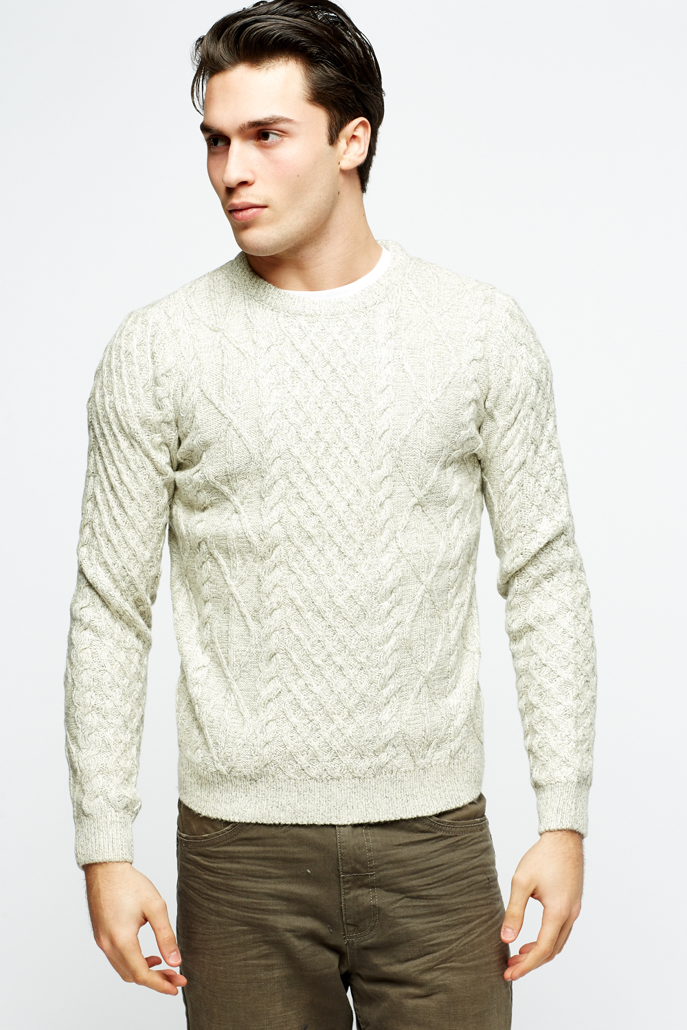 Knitting for men is a popular topic, and because we live to serve, we thought we'd gather our favorite men's sweater patterns and package them up into a lovely collection: 7 FREE Knitting Patterns for Men.