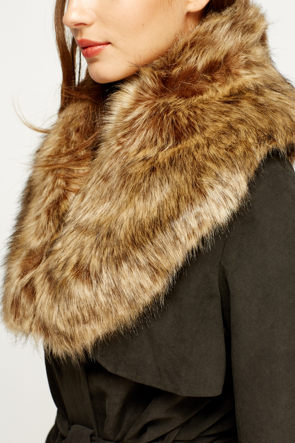 Jones New York Faux Fur Collar Leather Coat. by Jones New York. $ $ FREE Shipping on eligible orders. See Details. Jones New York Black Brown Faux Soft Fur Flared Silhouette Winter Coat M. by Jones New York. $ $ 99 + $ shipping. Jones New York Women's Reversible Faux Fur .