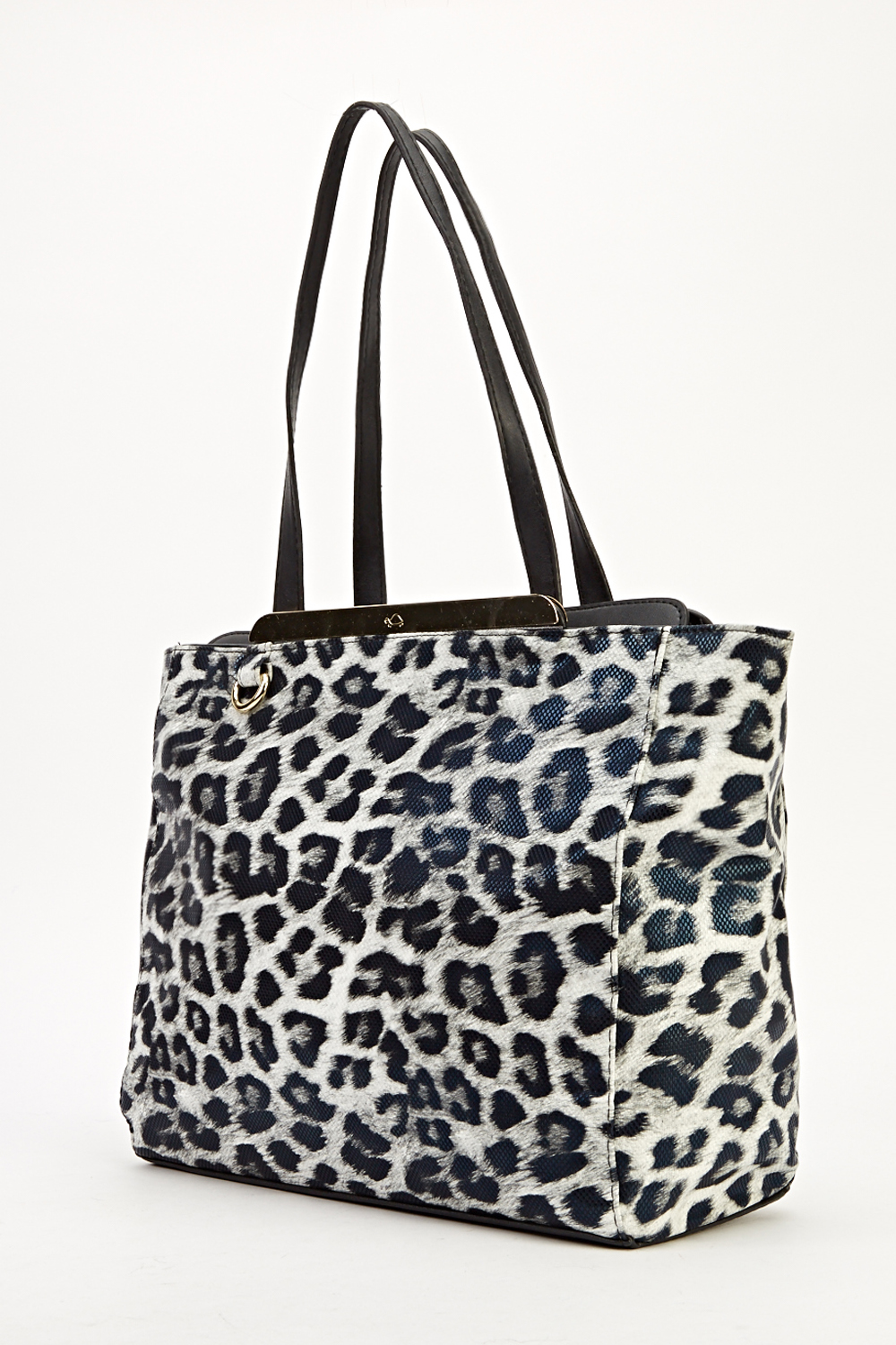 Animal Print Holographic Tote Bag Just 163 5