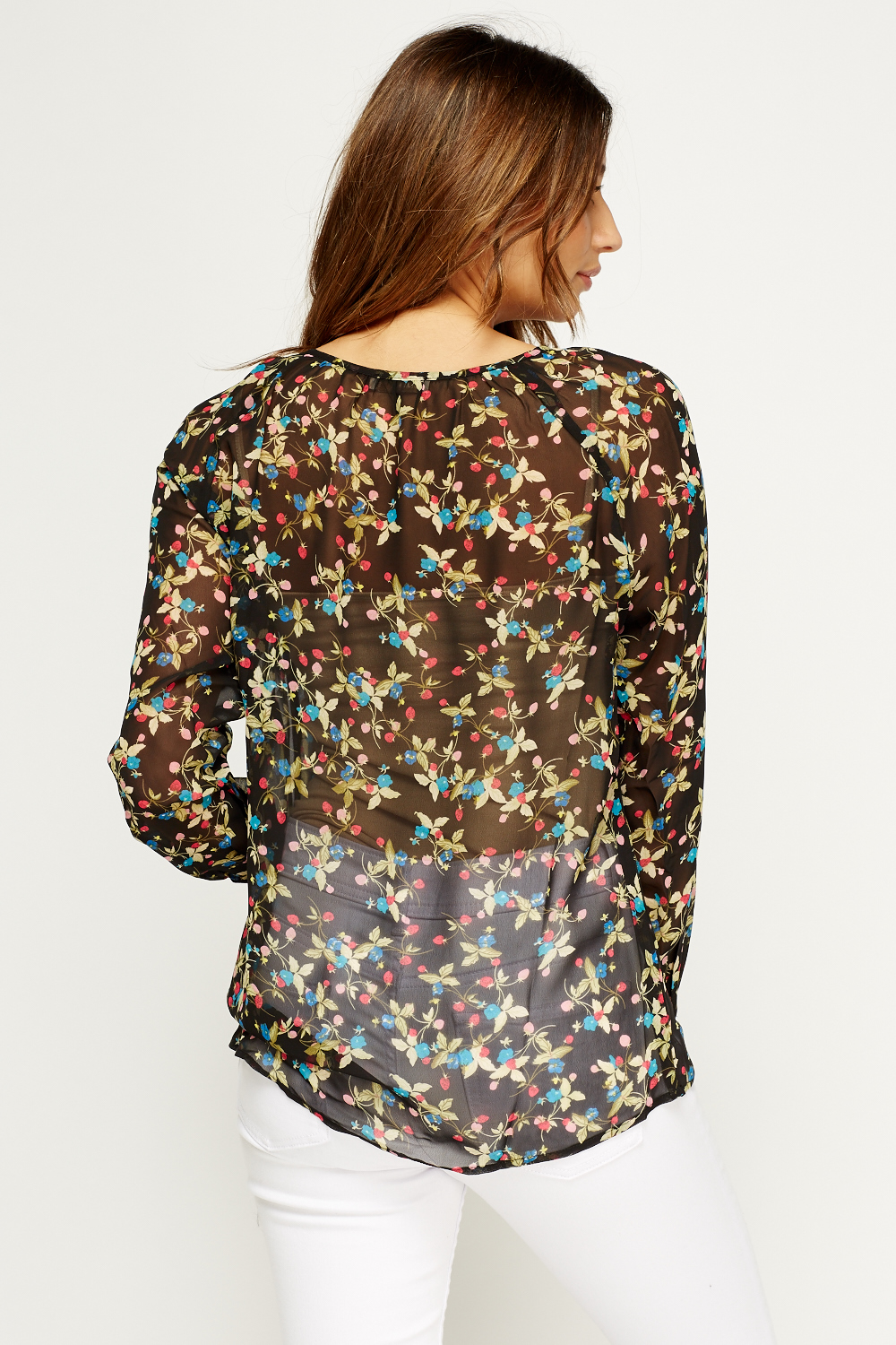 Find great deals on eBay for floral blouse long sleeve. Shop with confidence.