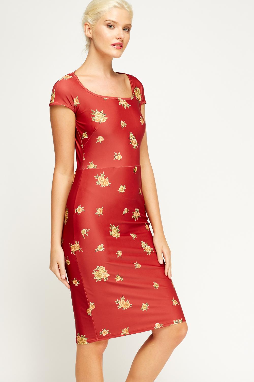 floral printed dresses - photo #42