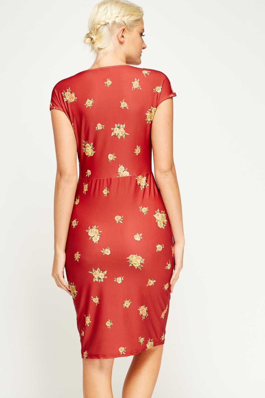 floral printed dresses - photo #24