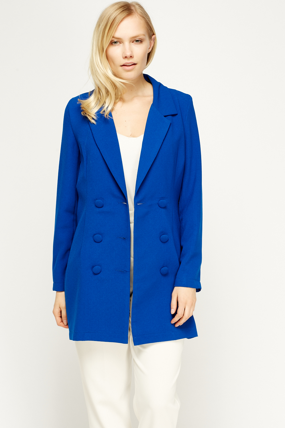 Find great deals on eBay for Longline Blazer in Women's Suits, Blazers and Accessories. Shop with confidence.