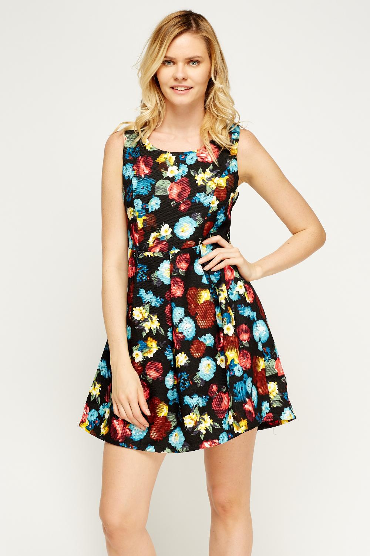 floral printed dresses - photo #9