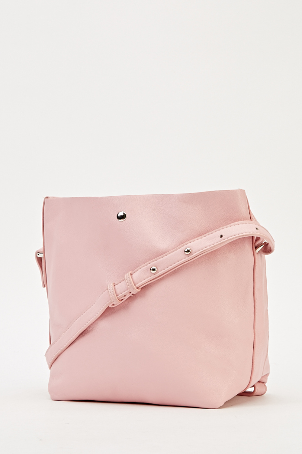 faux leather crossbody bag just 163 5