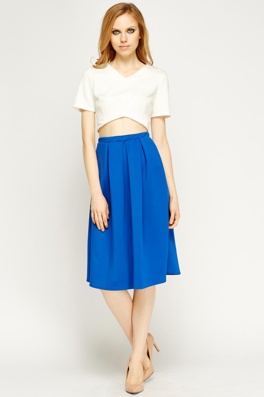 pleated midi skirt just 163 5