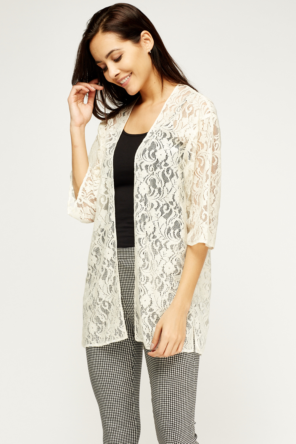 Shop for cream lace cardigan online at Target. Free shipping on purchases over $35 and save 5% every day with your Target REDcard.