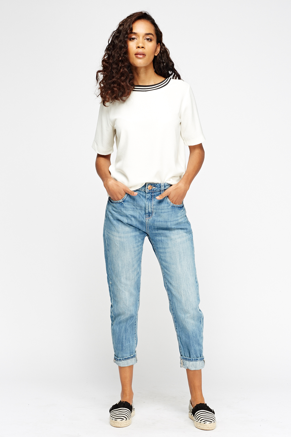 boyfriend jeans for women - photo #45