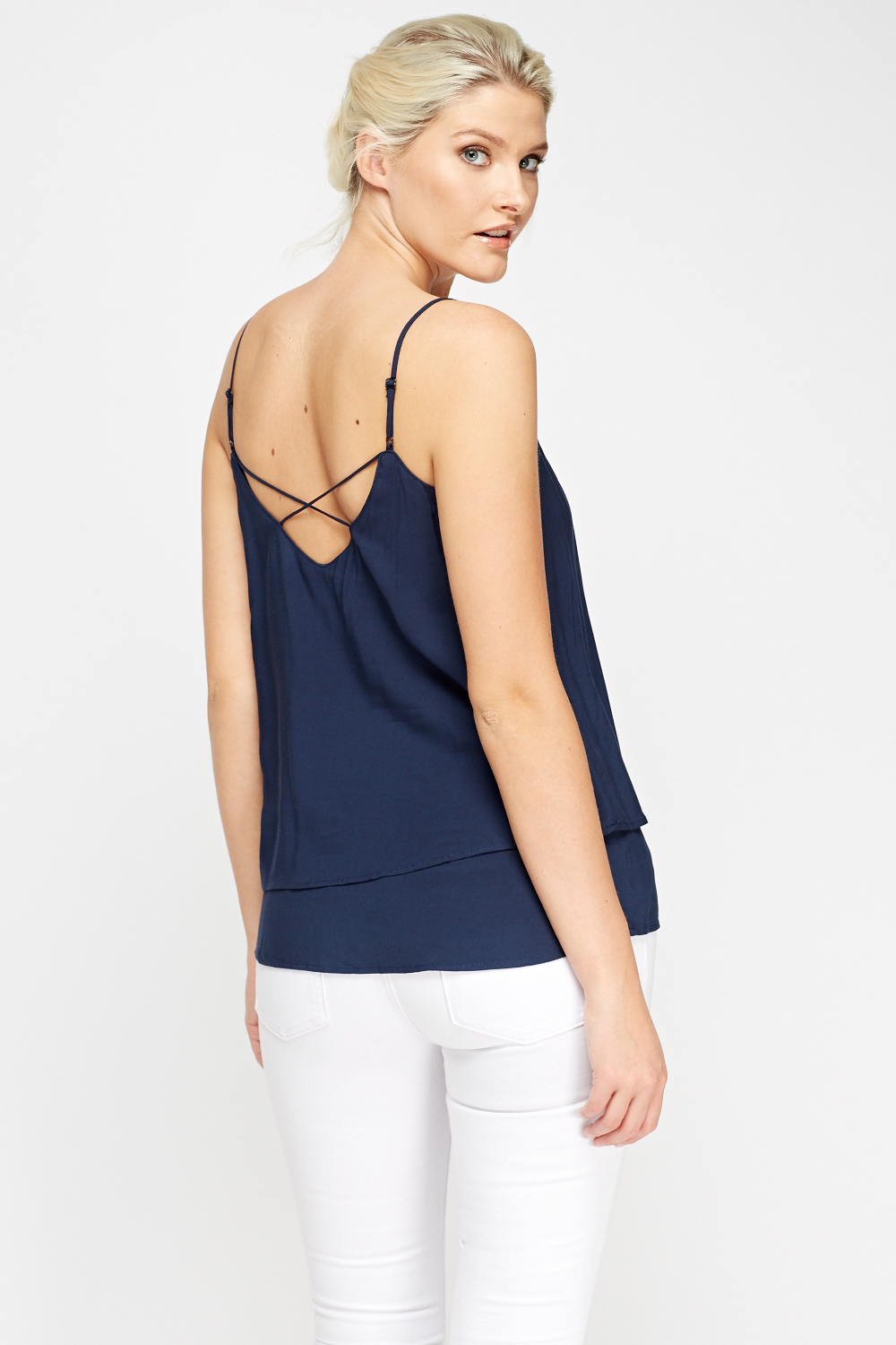 Old Navy has a collection of basic cami that provides a stylish look and a comfortable fit. Choose from basic cami in a wide selection of fabulous styles and colors. Skip to top navigation Skip to shopping bag Skip to main content Skip to footer links.