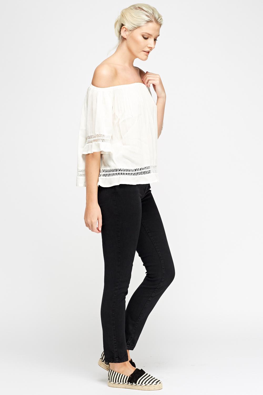 slim fit regular waist jeans just 5. Black Bedroom Furniture Sets. Home Design Ideas