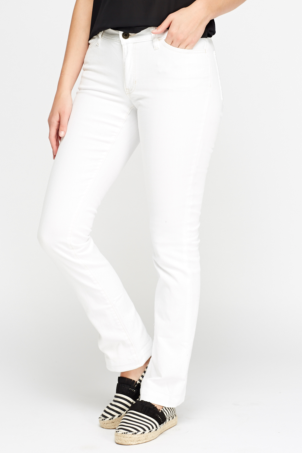 Enjoy free shipping and easy returns every day at Kohl's. Find great deals on Womens Straight Leg Jeans at Kohl's today!