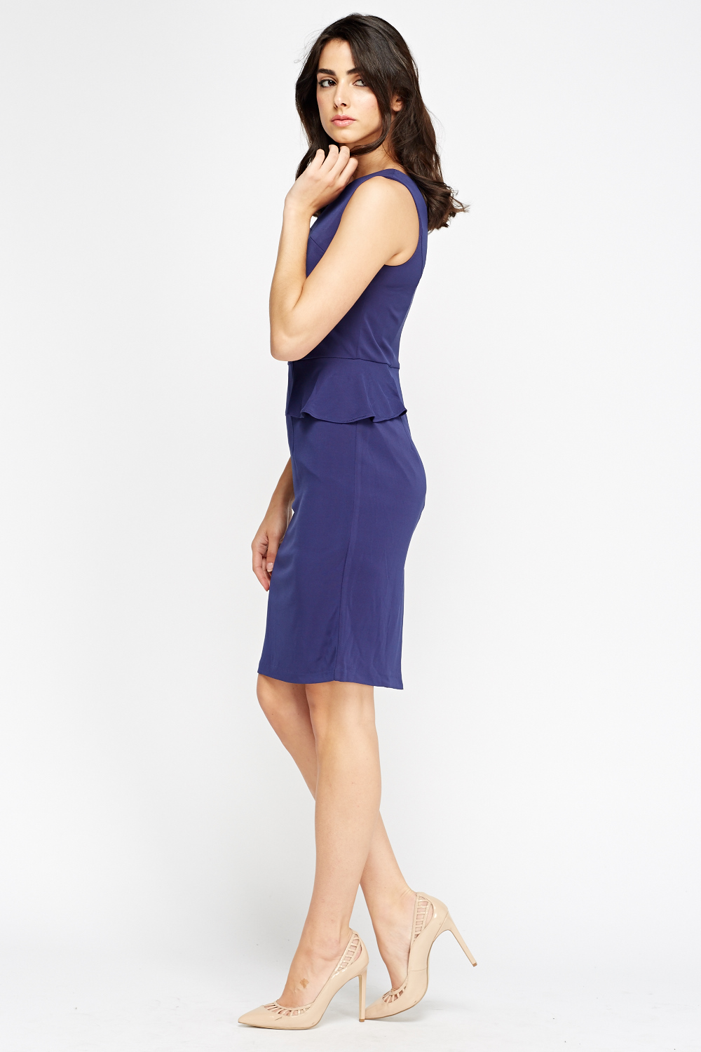 Introduce some pretty pleats to your nine-to-five attire with the RIVAADD dress. Featuring a flattering peplum design with shoulder detailing, it pairs with the RIVAA blazer for a look that truly means business. Don't worry if it's not right. You can cancel your contract within 14 days of receipt of.