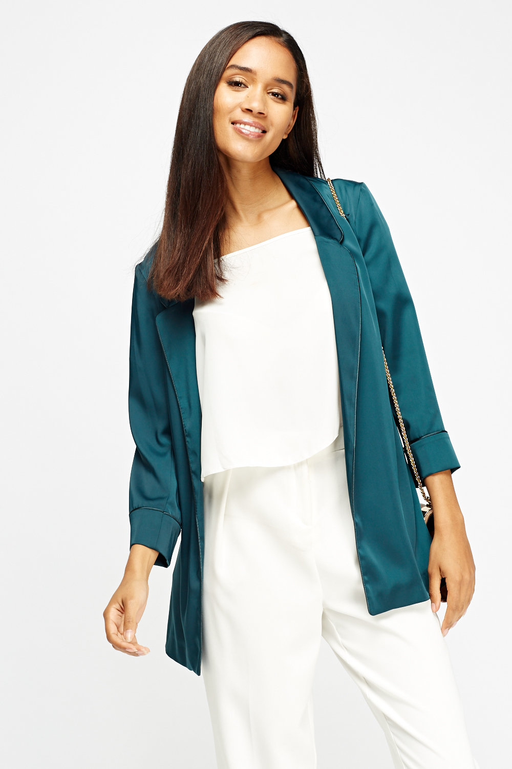 Plus Size Forest Green Crushed Delicate Drape Cardigan by A Personal Touch Please note: Computer monitors vary greatly in their reproduction of color. While we go through extra effort in the preparation of our product photographs to provide you with visuals which portray the garments in their original, newly manufactured state, your garment may.
