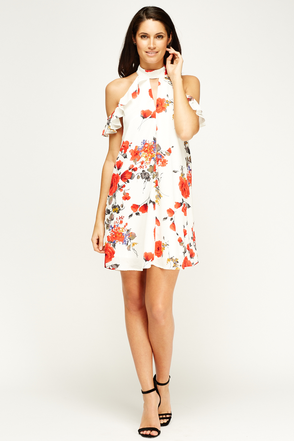 1ad49f71230 F & P Floral Print Summer Dress - Limited edition | Discount ...