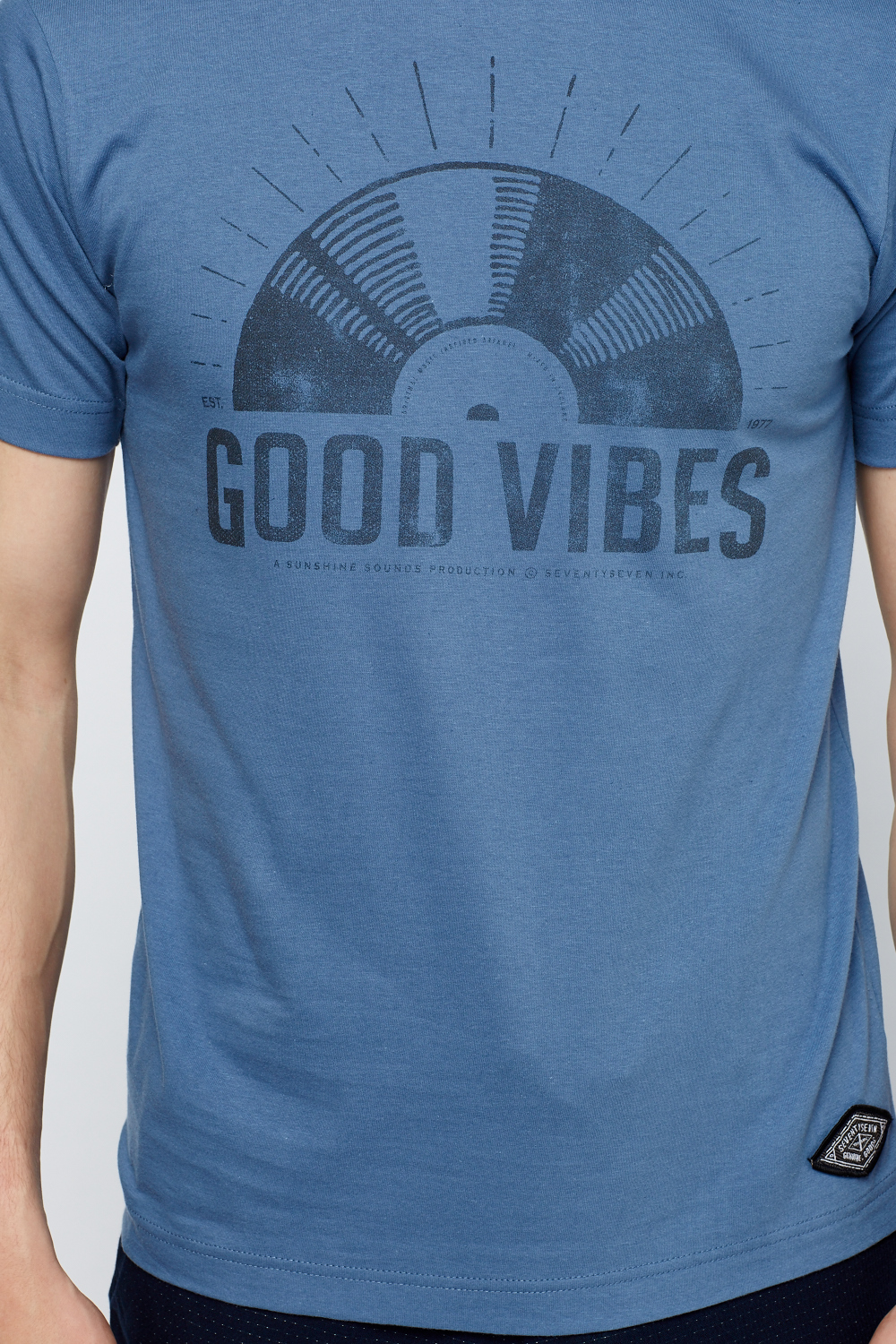Good Vibes Logo T Shirt Just 163 5