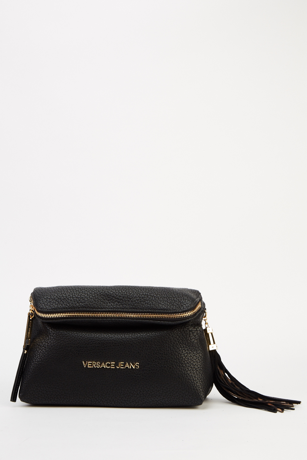 front logo shoulder bag - White Versace Jeans Couture KKM1djA0cG