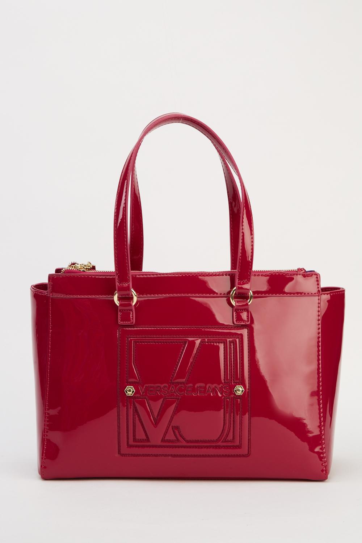 Versace Jeans PVC Purple Tote Bag - Limited edition   Discount ... ce0806a1dc