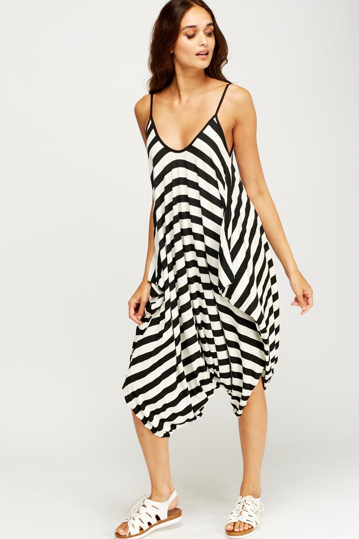 36e7c60c23 Stripe Harem Jumpsuit - Just £5