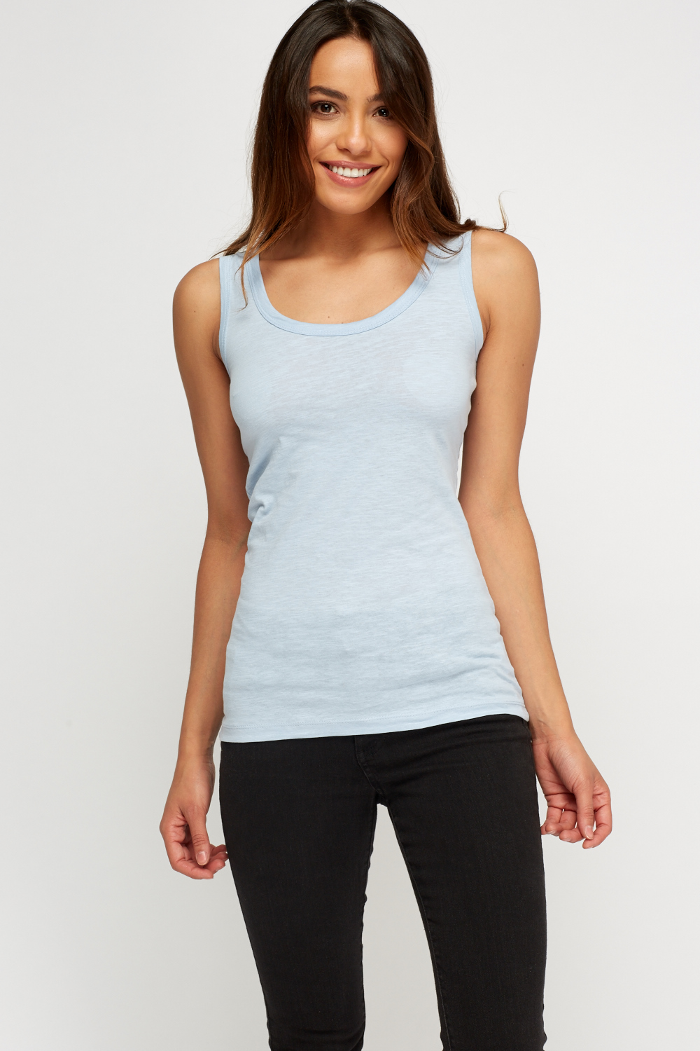 Find basic cream vest top at ShopStyle. Shop the latest collection of basic cream vest top from the most popular stores - all in one place.