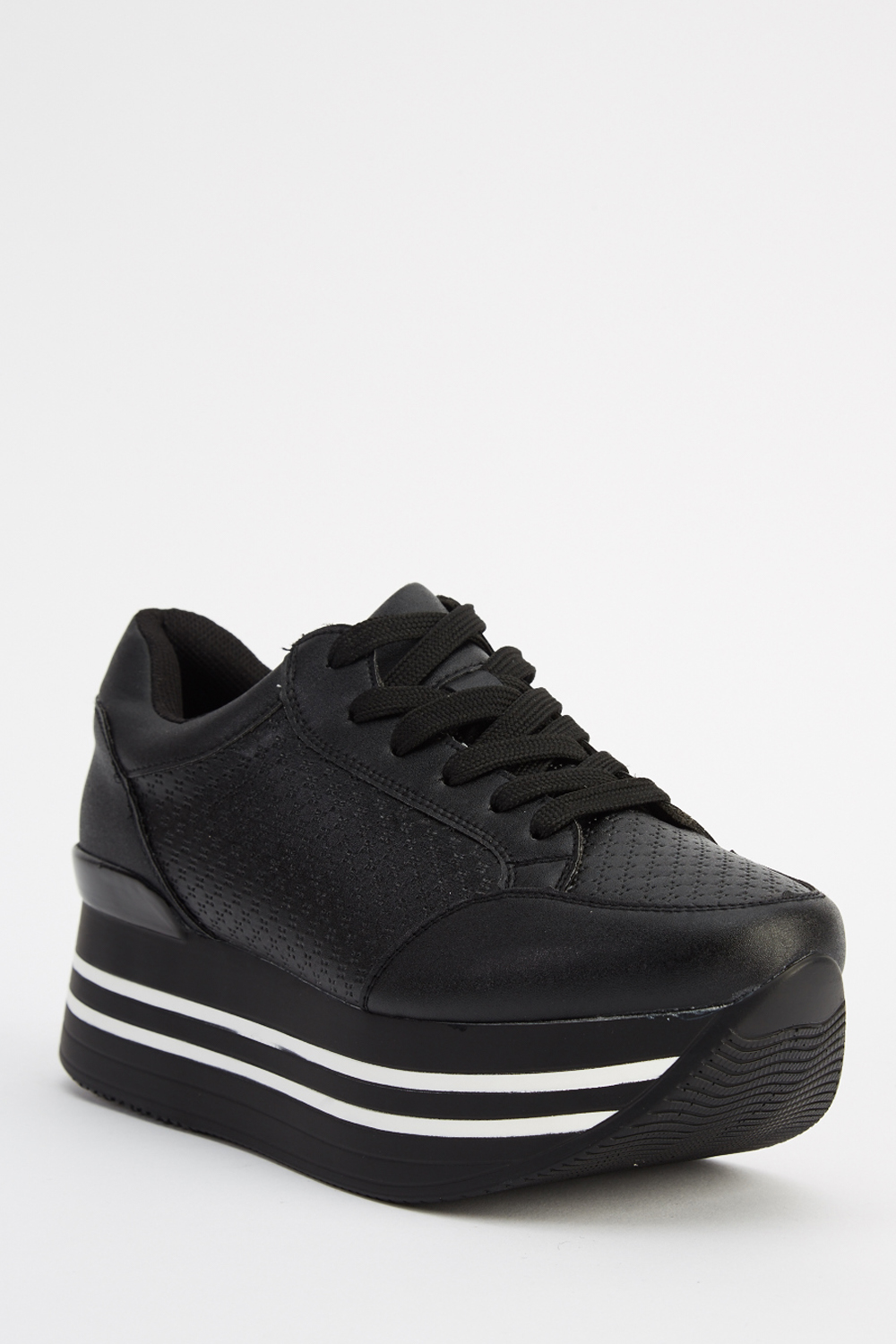 Ideal Mono Platform Trainers Limited Edition Discount Designer Stock