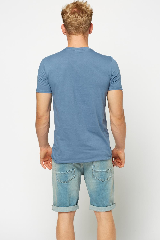 The Shirt Middleblue