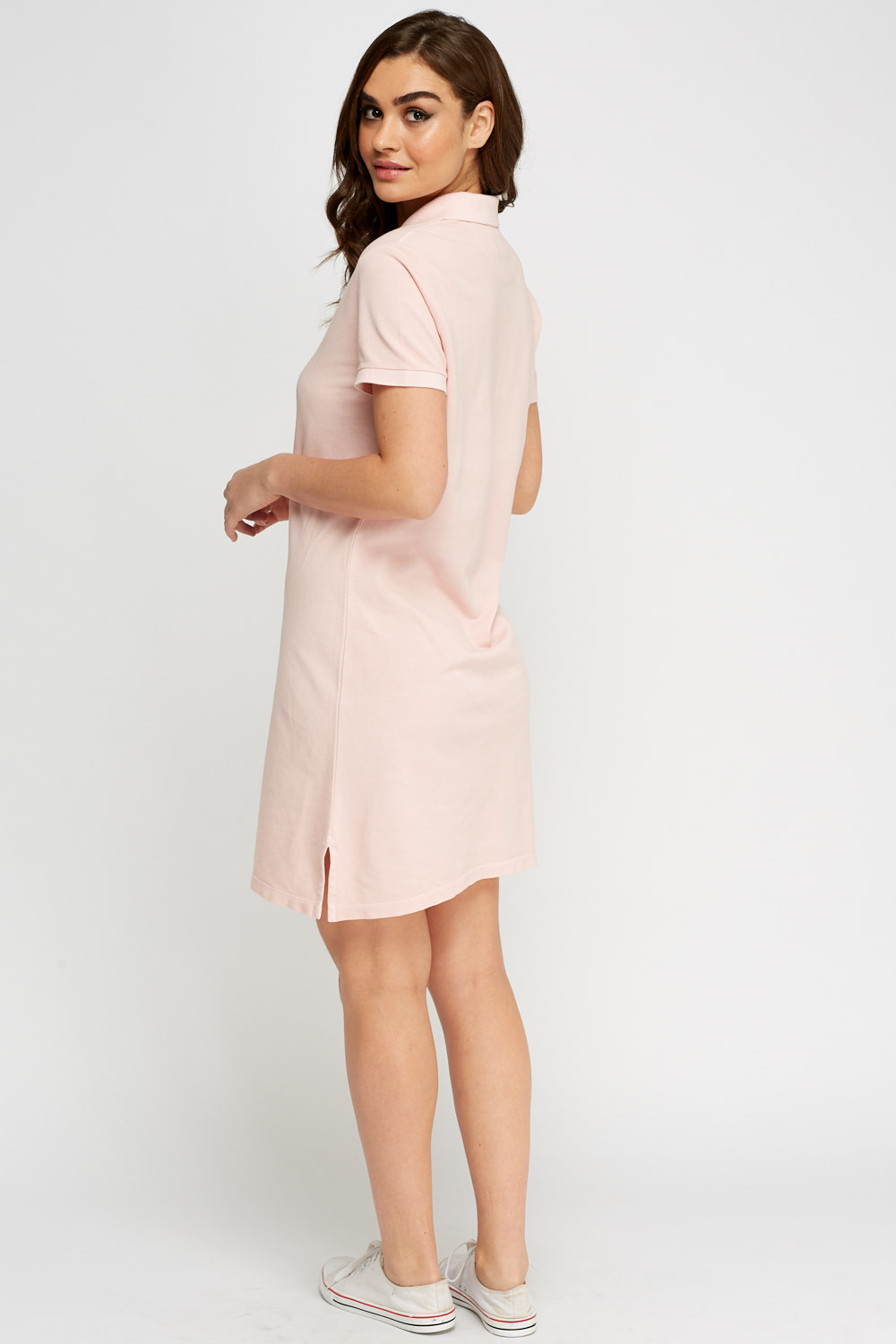 Lacoste Polo Shirt Dress Limited Edition Discount Designer Stock