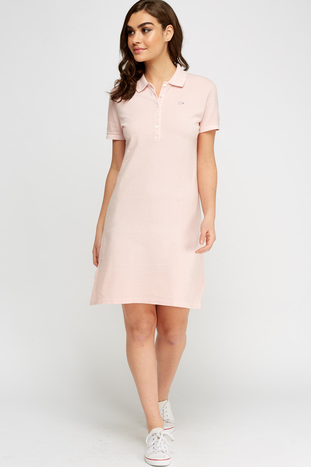 Lacoste Polo Shirt Dress - Limited edition | Discount ...
