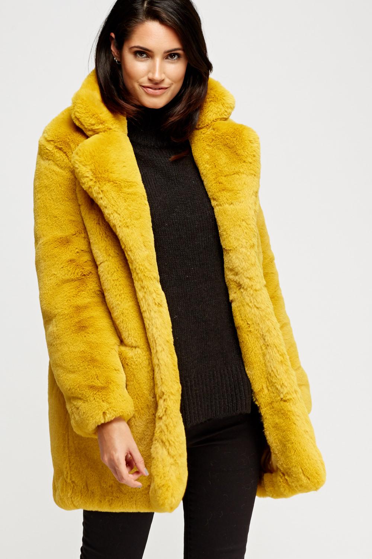 e7c0c0377855 K Zell Dusty Pink Teddy Bear Faux Fur Coat Limited Edition Designer Stock.  Kensie Teddy Bear Notch Collar Faux Fur Coat Only