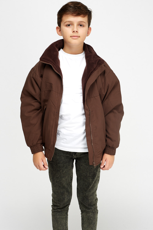 433a70d7b Padded Fleece Lined Boys Jacket - Just £5