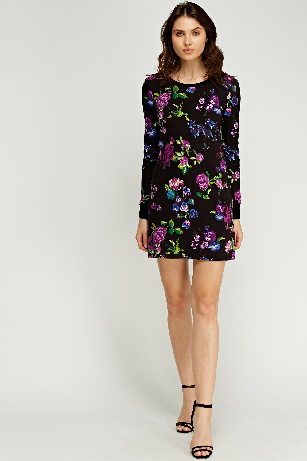 a516694fd9 Juicy Couture Floral Printed Dress - Limited edition