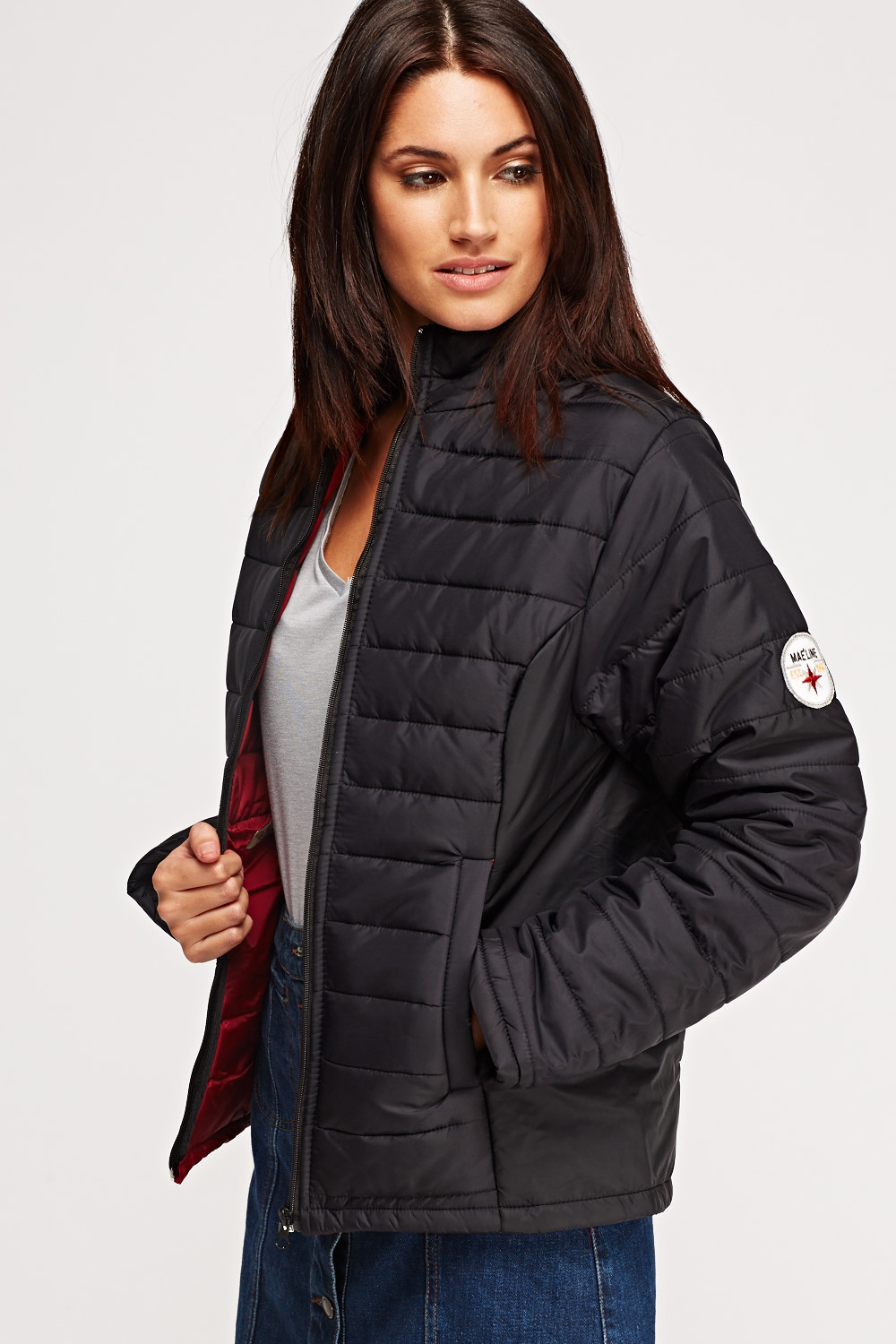 Quilted Puffa Jacket - Just £5