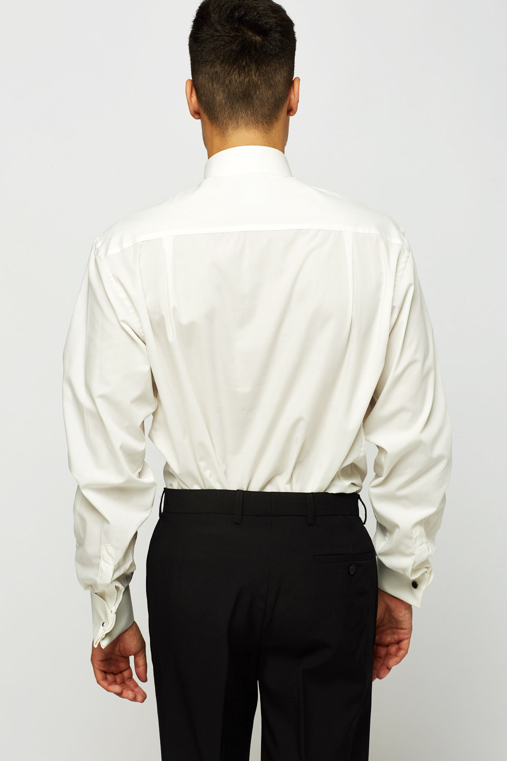Smart ivory extra tall shirt just 5 for Extra tall dress shirts
