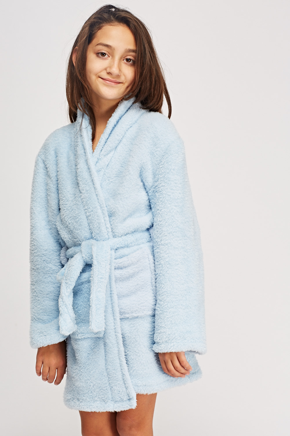 Logo Back Teddy Bear Dressing Gown - Just £5