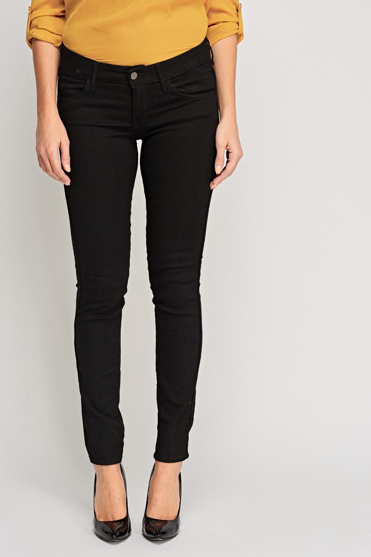 Low Waist Skinny Jeans Just 163 5